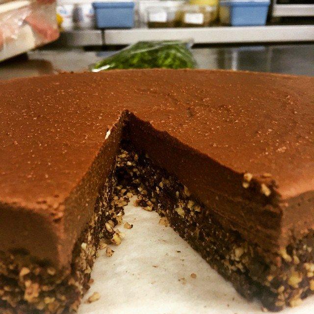 chocolate-chesecake